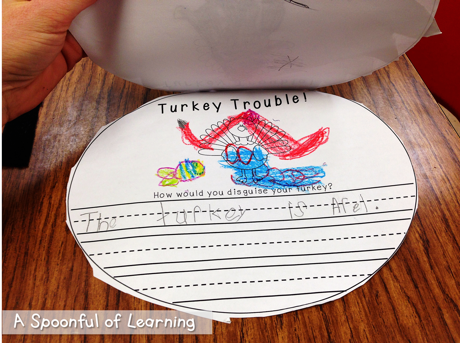 Turkey Unit Math Literacy And Writing Activities