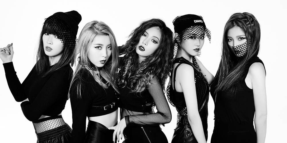 4minute disbands after 7 years  i will miss their power and