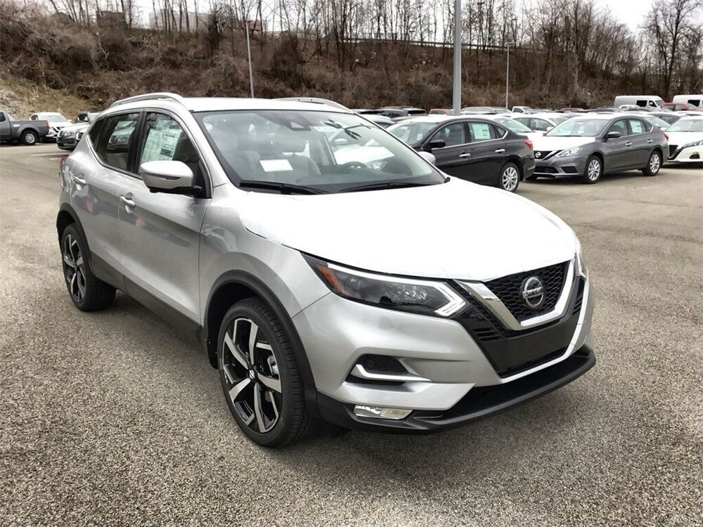 2020 Nissan Rogue Sl Brilliant Silver Metallic Nissan