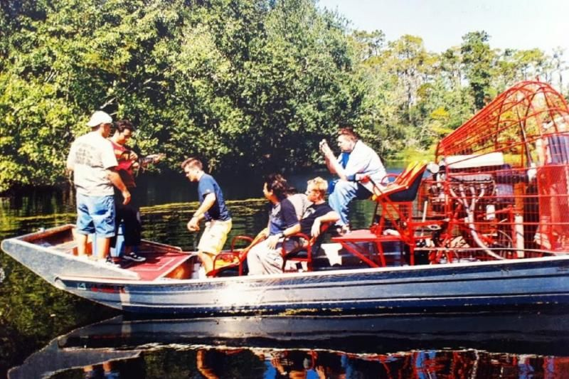 New Orleans, Louisiana Airboat Swamp Tour Swamp tours