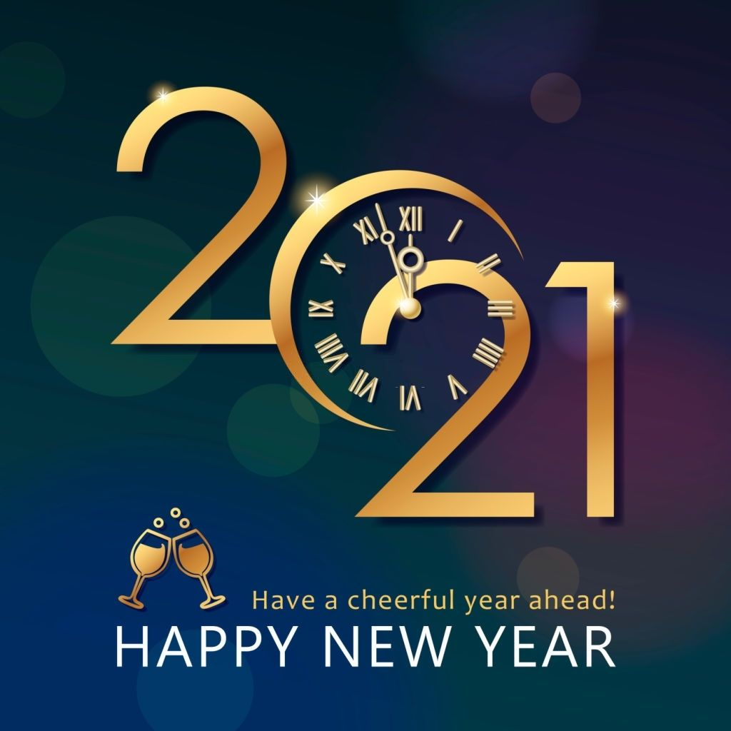 Happy New Year 2021 Images New Year 2021 Wallpaper New Year Wishes Images Happy New Year Wallpaper Happy New Year Greetings