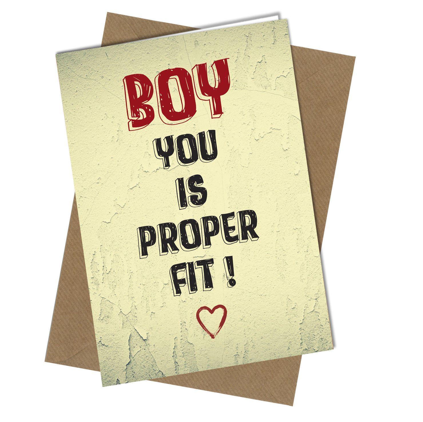 #858 Proper Fit Boy
