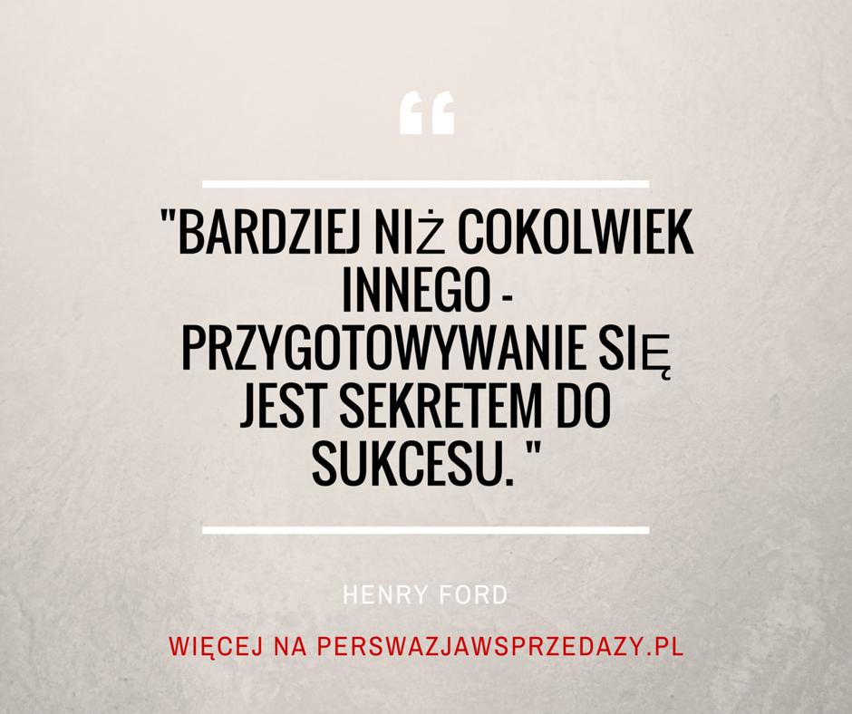 Cytaty Motywacyjne I Motywacja Henry Ford O Sile Planowania