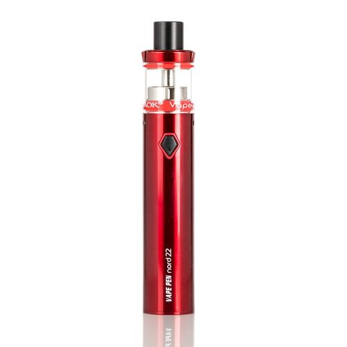 Smok Vape Pen Nord 22 Starter Kit Black 2000mah Vape Dubai Uae Vape Pens Smok Vape Vape