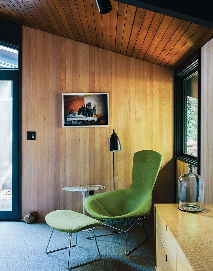 midcentury renovation in portland capitalizes on nature with seven rh pinterest com mid century modern furniture portland oregon mid century modern chairs portland oregon