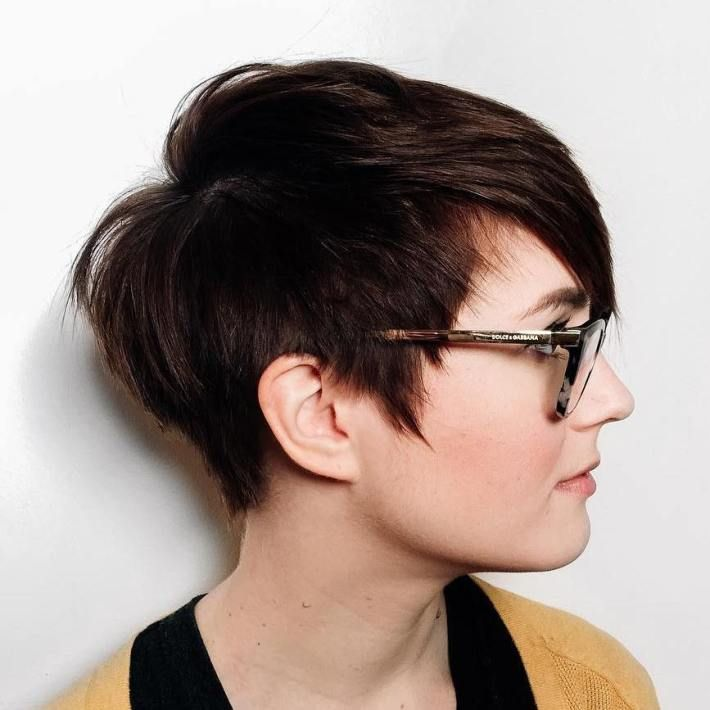 50 Super Cute Looks With Short Hairstyles For Round Faces Thats