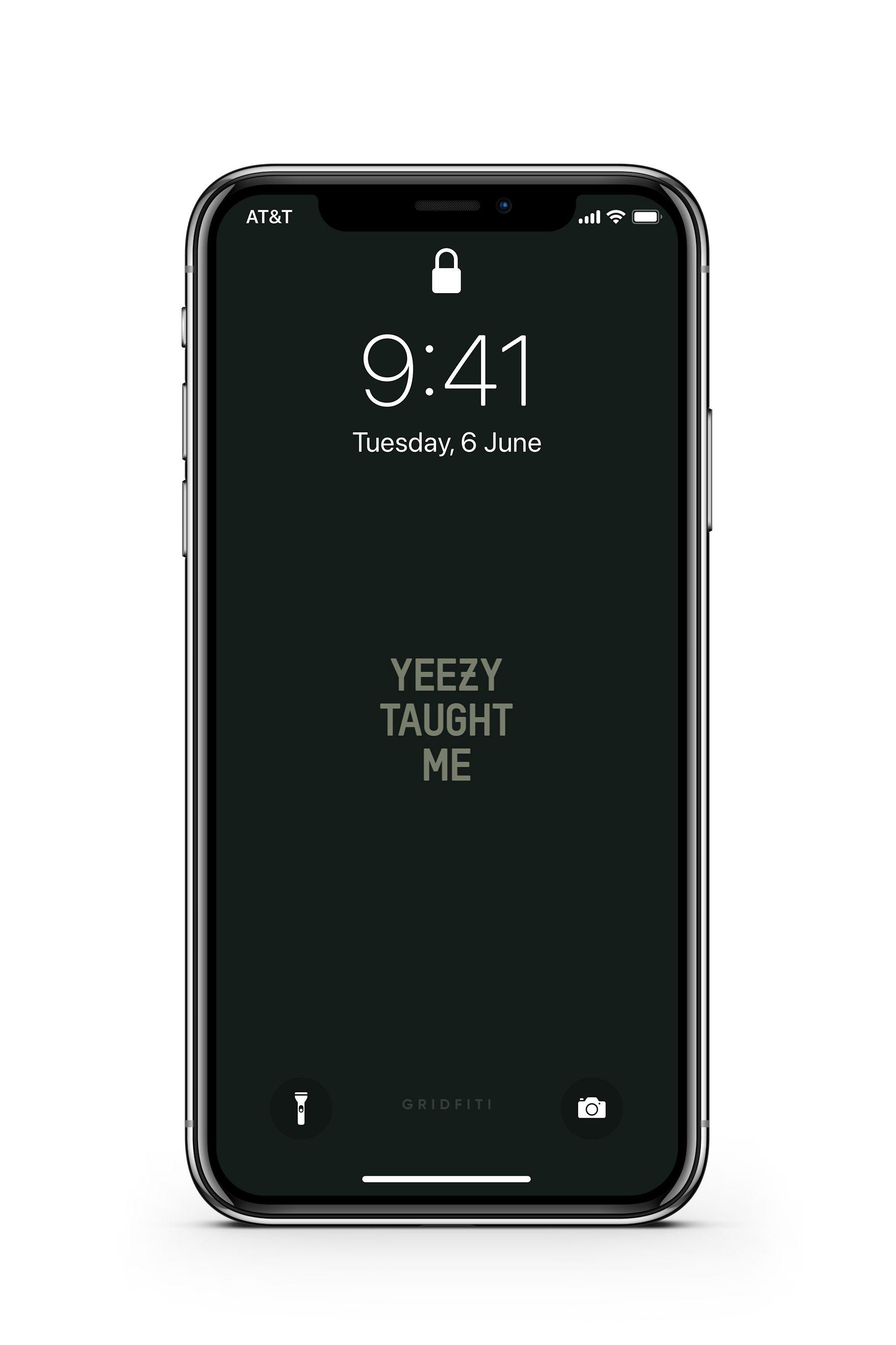 Yeezy Taught Me Wallpaper Kanye West Lyrics In 2020 Kanye West Lyrics Kanye West Albums Kanye West Wallpaper