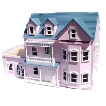 Romantic Flair Original - Doll Houses Large wooden Victorian Doll Houses