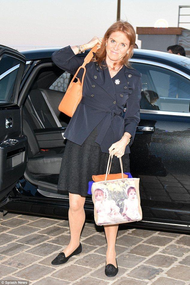 Ferguson duchess of york sarah