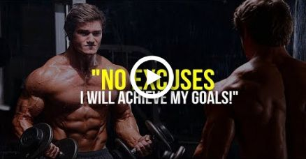 NO EXCUSES - Motivational Video for Workout #fitness