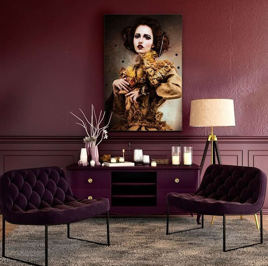 Atrévete con el púrpura 💜💜💜 #AmbarMuebles #purple #picture #cuadro #velvet #interior123 #living4interior #decolovers #decoideas #home #inspiration #interiordesign #decor #interior #homedecor #homesweethome #inspo #casa #interiors #diseño #deco #homedesign #decorations #instahome #instadecor #decorating #instadesign #interior4all%2