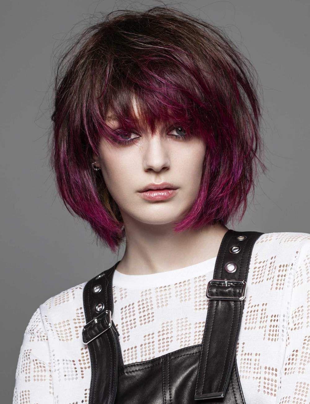 Coupe de cheveux, 50 idées spécial cheveux fins en 2019