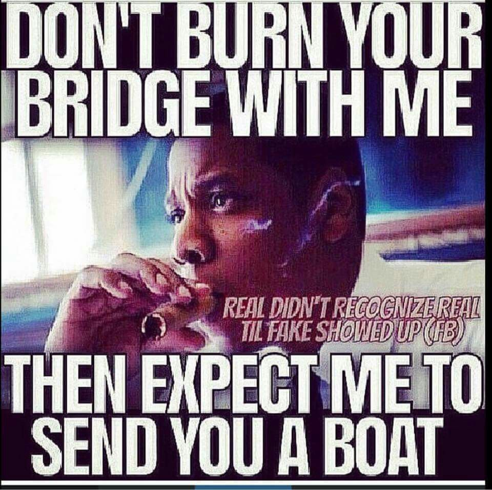 oh hell no my crazy life oh hell no yip because i ain t gonna row my boat to help out your sorry arse