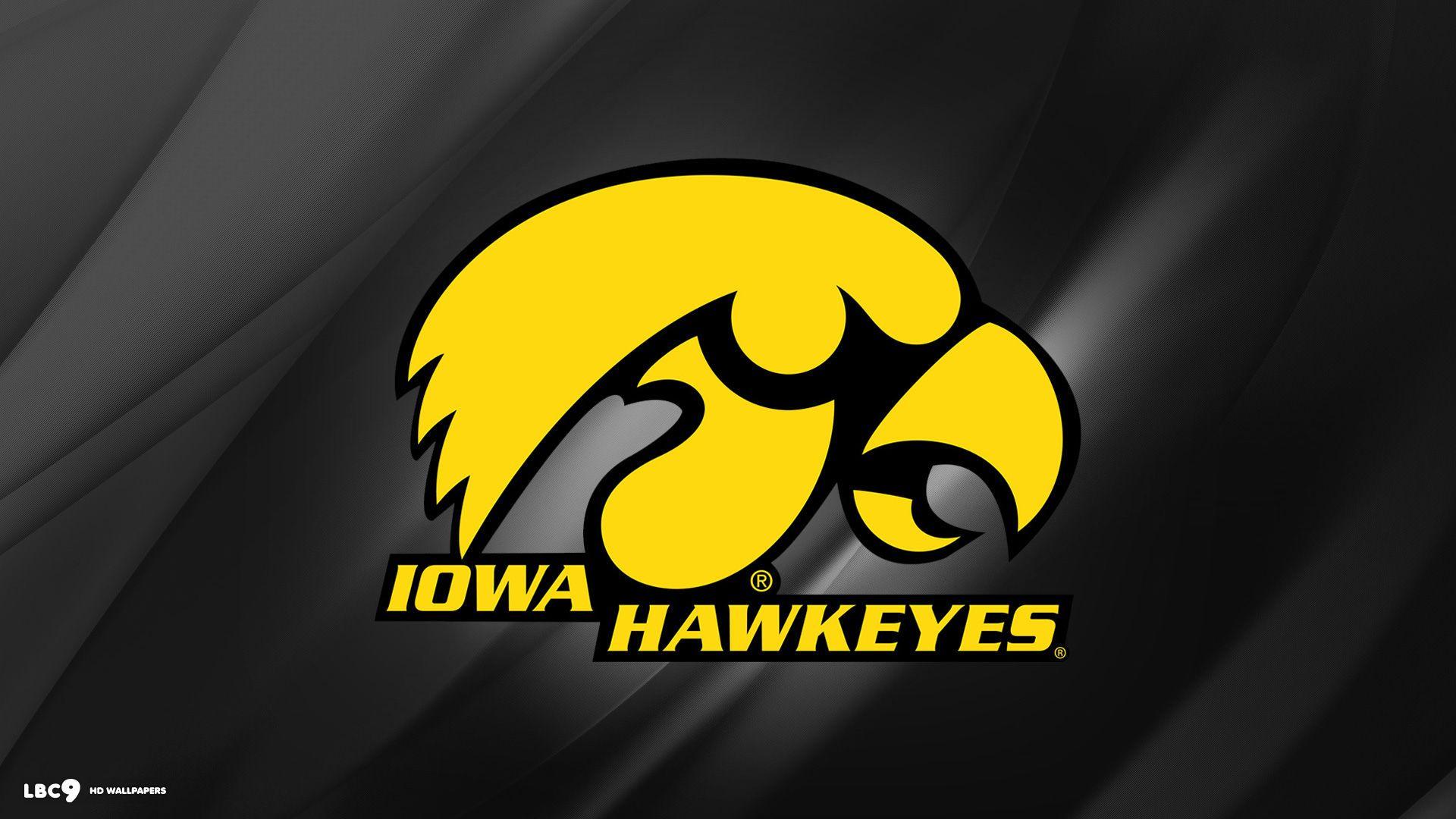 Iowa Hawkeyes Logo Iowa Hawkeyes 1920x1080 Iowa Hawkeye Football Iowa Hawkeyes Hawkeye Football