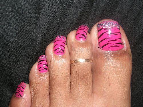 Toe Nail Designs | Toe Nail Art Designs