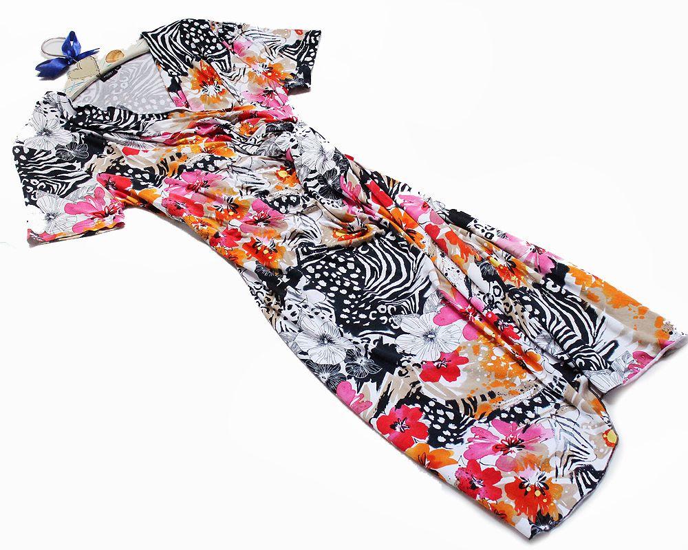 Bexleys Sukienka Na Lato W Kwiaty Retro 46 48 7314869112 Oficjalne Archiwum Allegro Fashion Harem Pants Pants