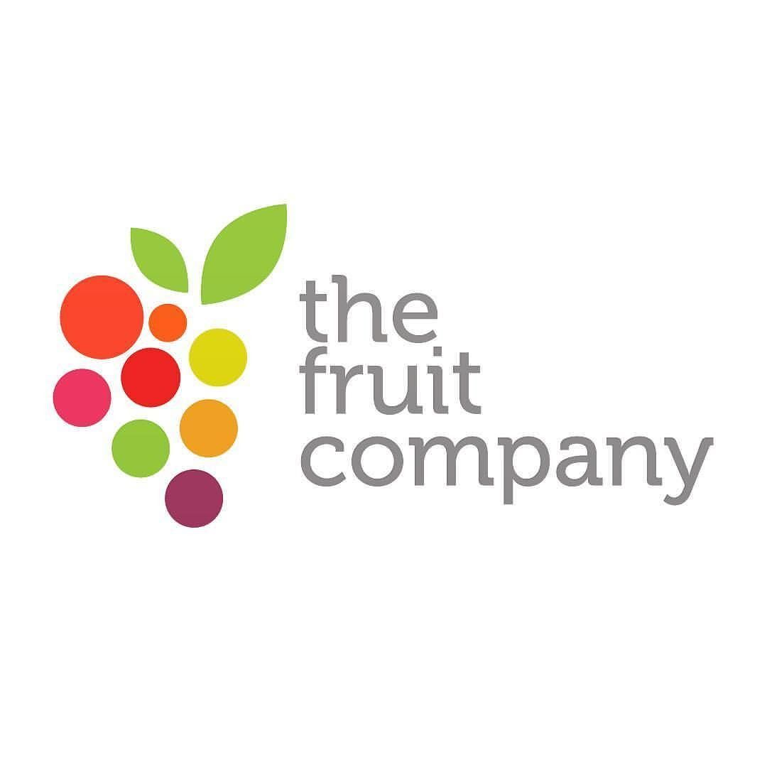 RepostBy @fifty1designs: - the fruit company - | Logo ...