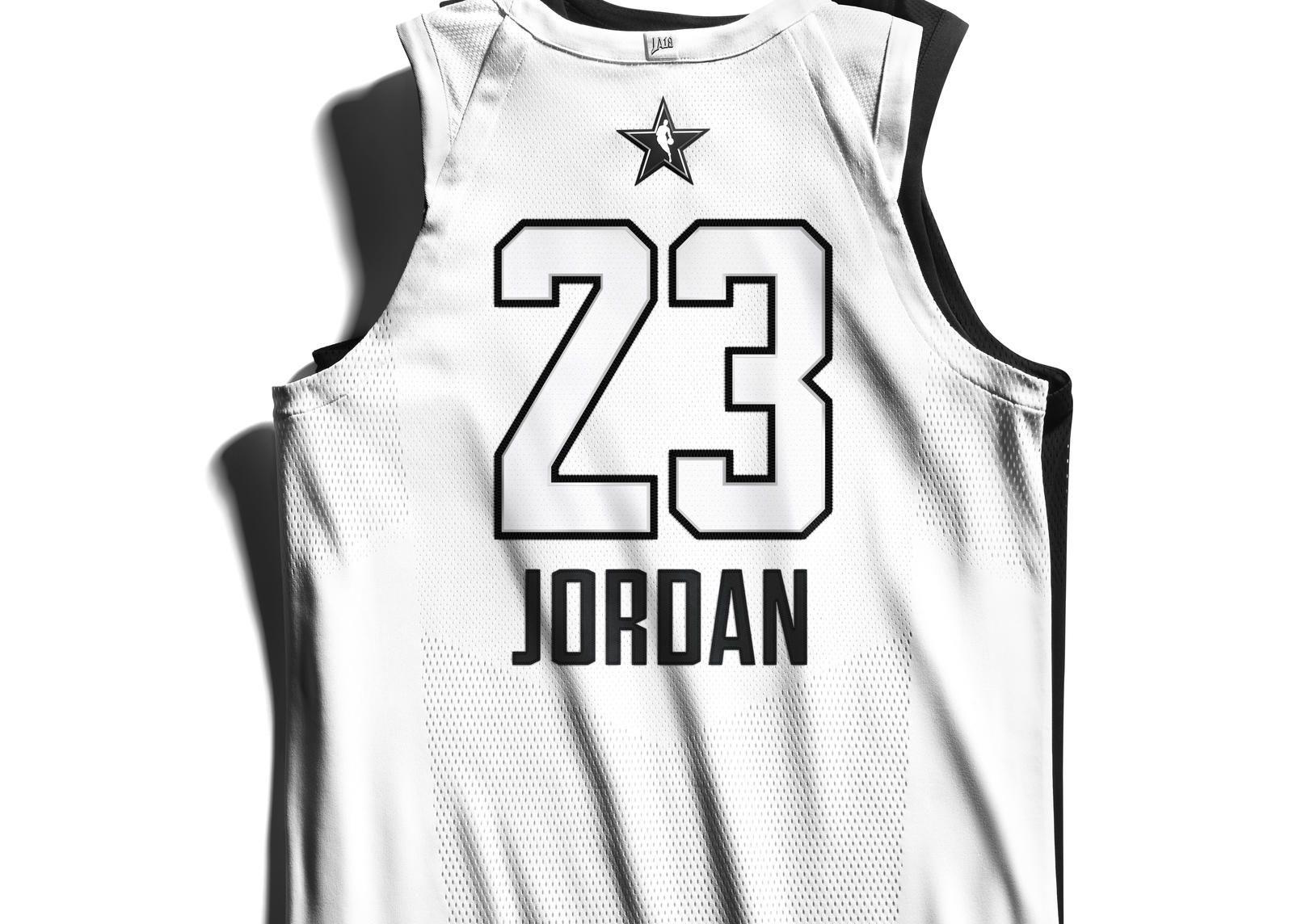 sports shoes a0c05 9b9ad Jordan Brand NBA 2018 All-Star Jerseys | SPORTS! | Nba, All ...