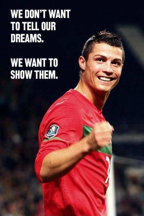 Birthday Quotes For Ronaldo Ronaldo Quotes Cristiano Ronaldo