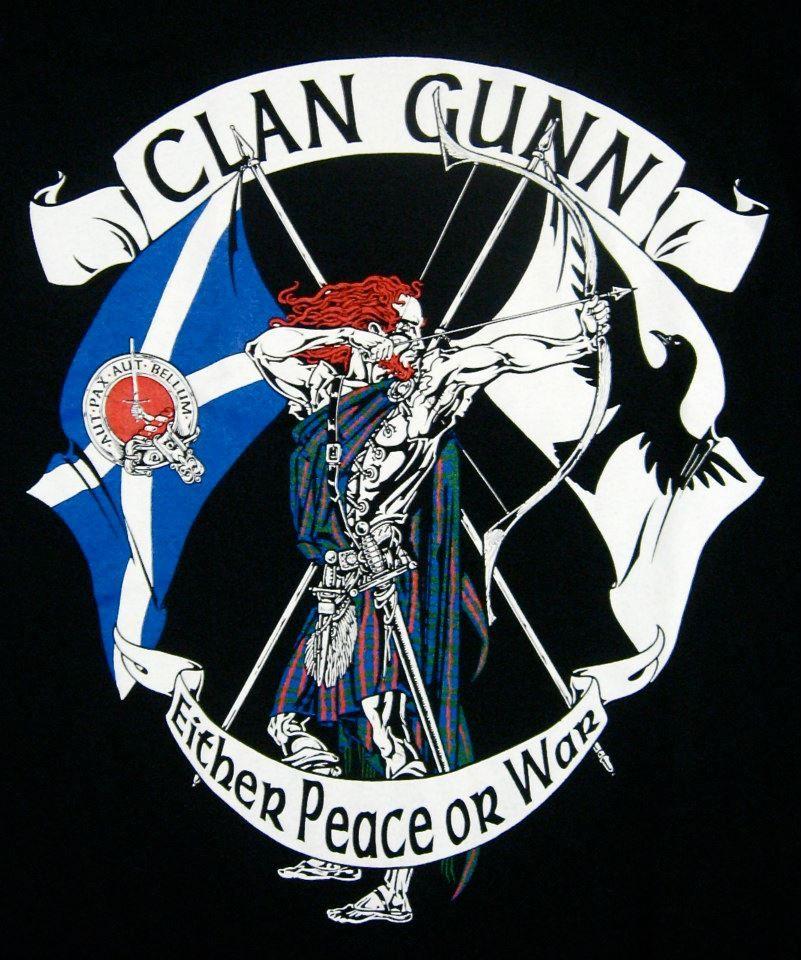 Scottish Clan Tattoos: Clan Gunn, With Viking Origins