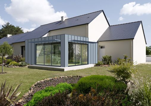 Image result for bungalow with flat roof rear extension Extensions - prix pour extension maison
