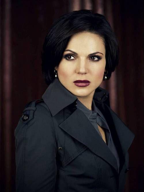 Lana Parrilla as Regina Mills/The Evil Queen, Once