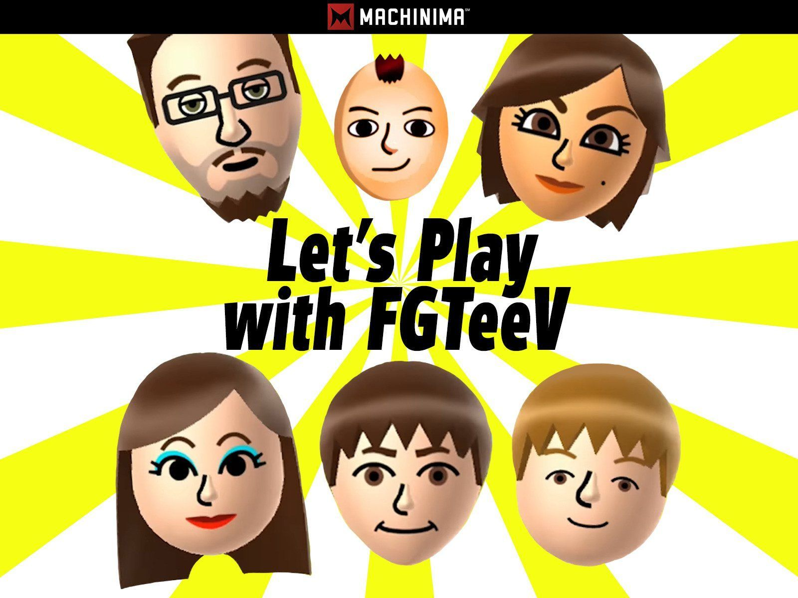 1600x1200 JPG Watch 'Let's Play with FGTeeV' on Amazon