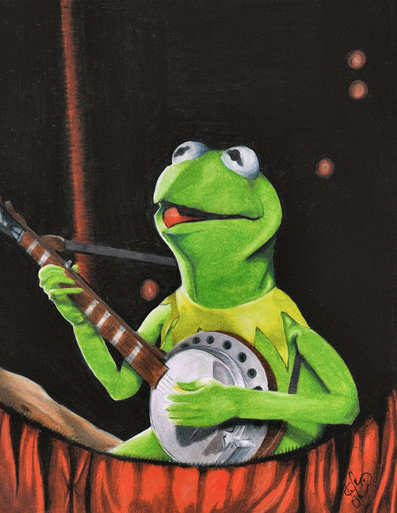 Pin On Kermit The Frog And Muppets