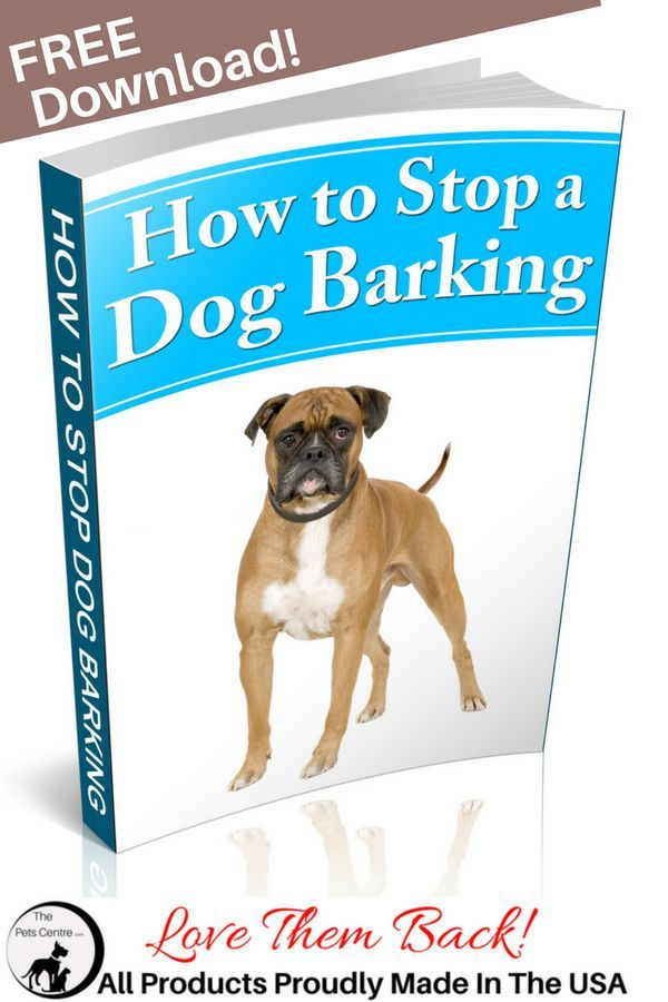 FREE eBook Download Dogs are going to bark...It's what