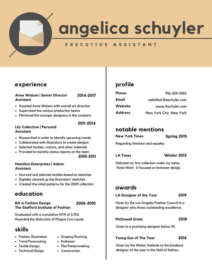 Professional Resume Template Free Online and Job Resume Maker Resume