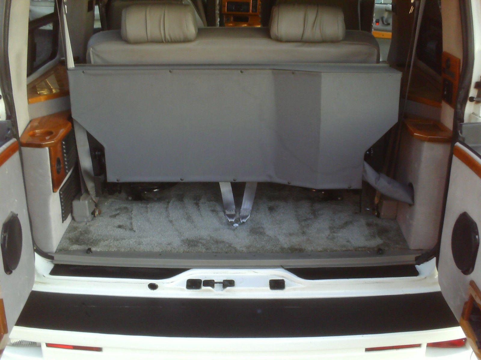 Chevrolet astro day van gmc safari camper mpv starcraft conversion 50 000miles