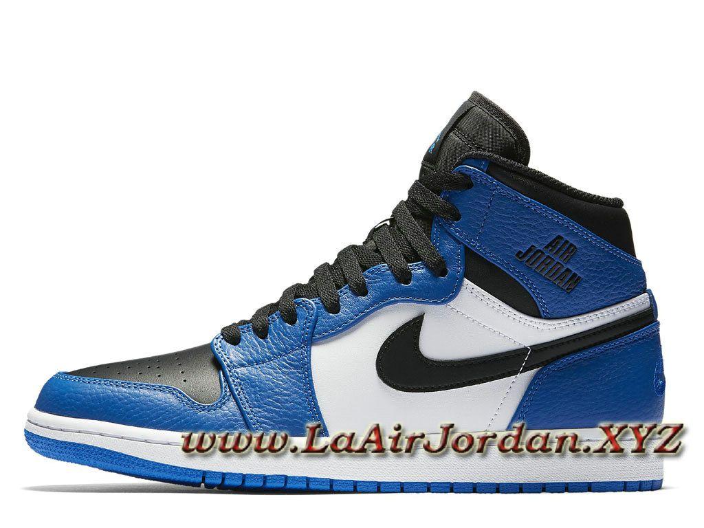 Qualité supérieure f9485 80a50 Air Jordan 1 Retro High Rare Air Royal 332550-400 Chaussures ...