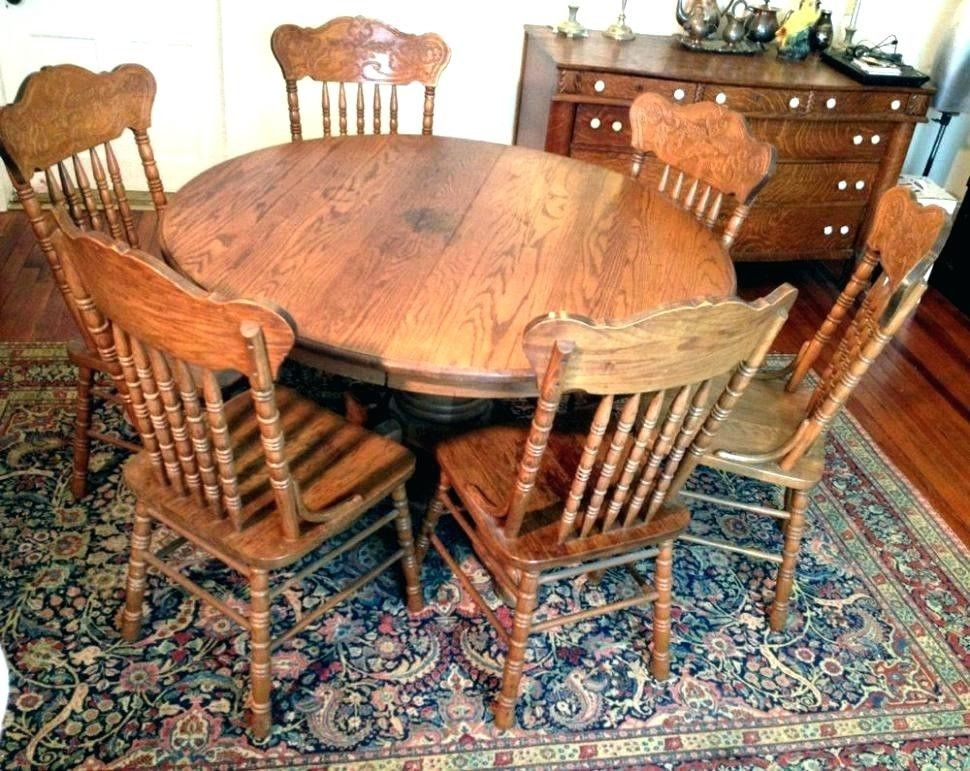 16+ Vintage solid wood dining table Tips