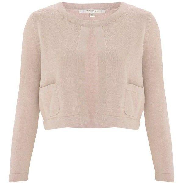 Nougat London Rosemary Bolero ($49) ❤ liked on Polyvore featuring  outerwear, jackets,