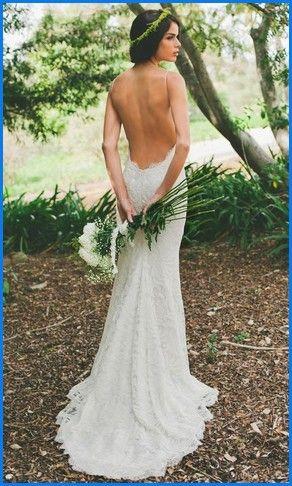 Backless Wedding Dresses Davids Bridal 292x486