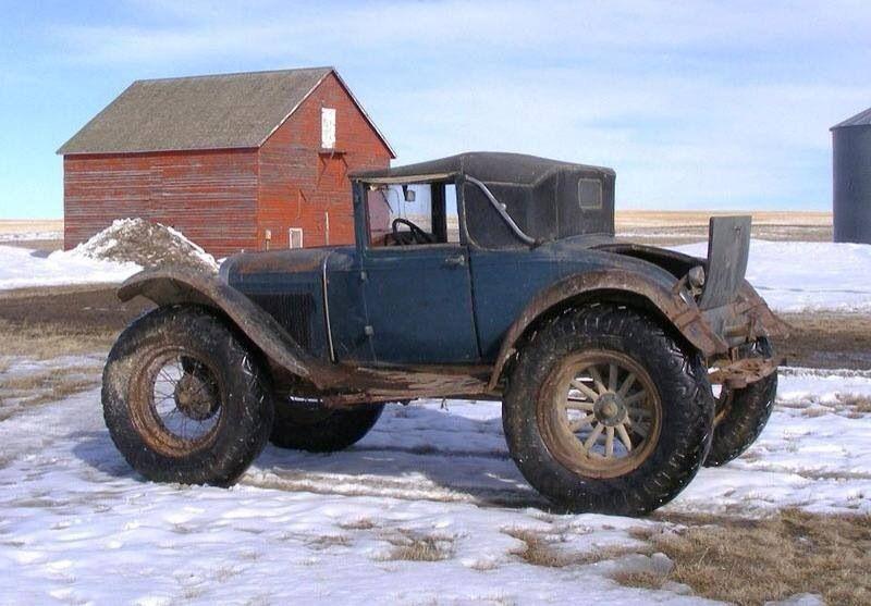Model T Trucks Vintage Trucks Vehicles