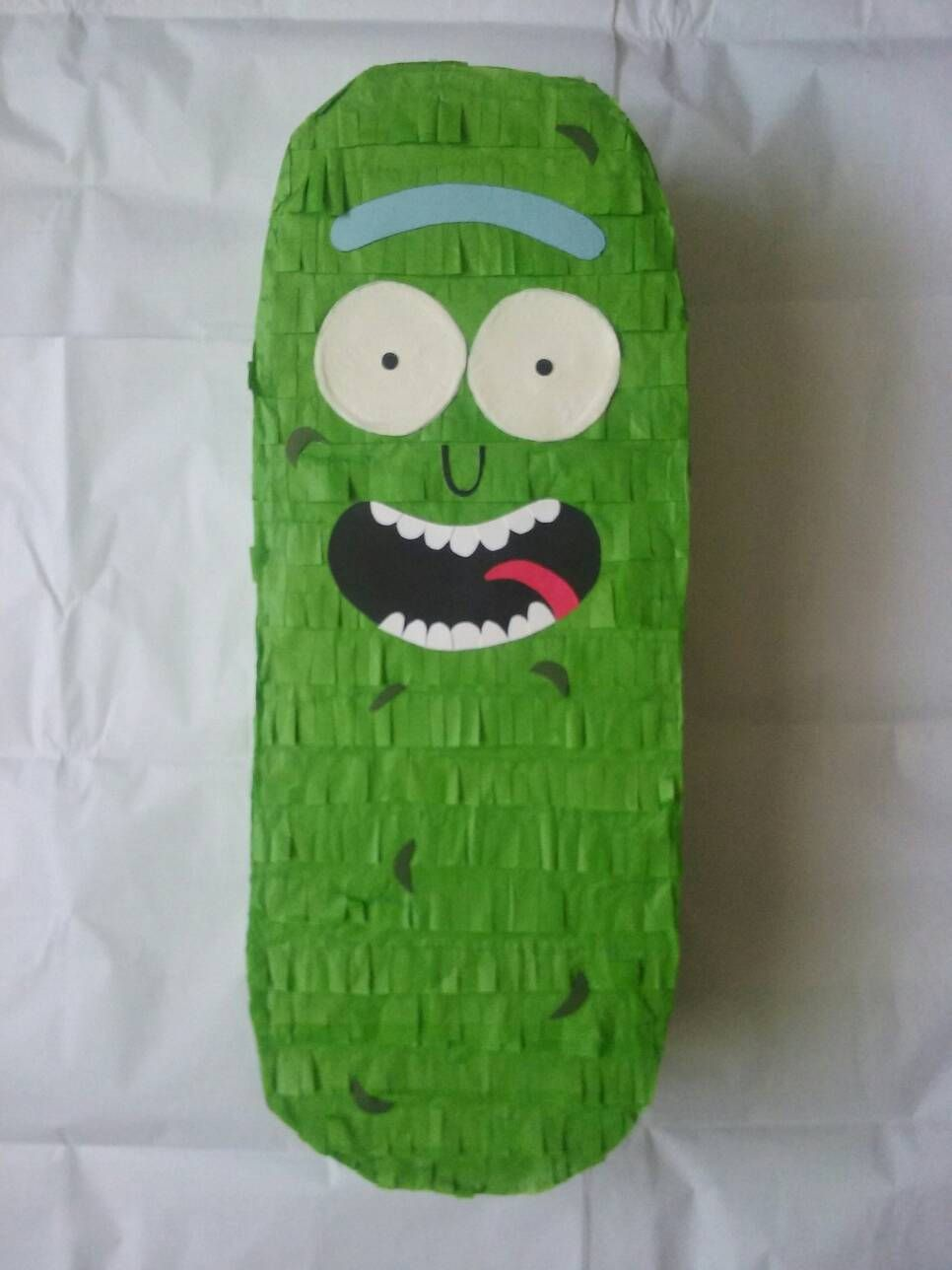 22b7a24f82 Pickle Rick Piñata | rick and morty | Rick, morty, Pickles, 28th ...