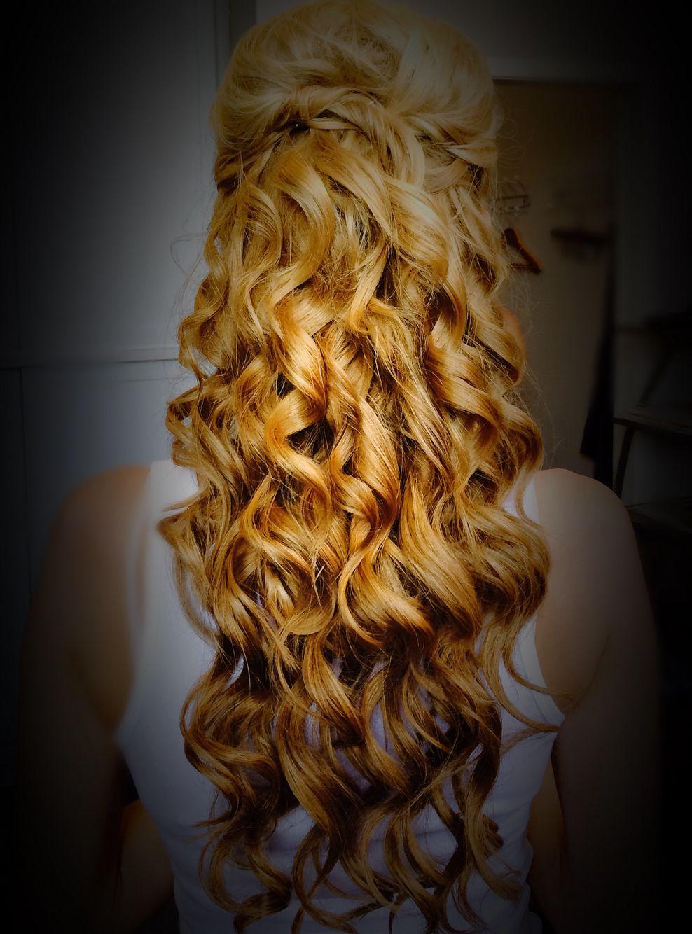 Long bridal hair hair by rebeccalola lola salon u gallery