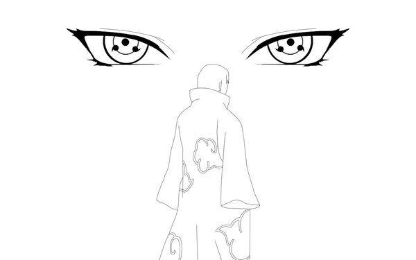 Pin On Lineart Naruto