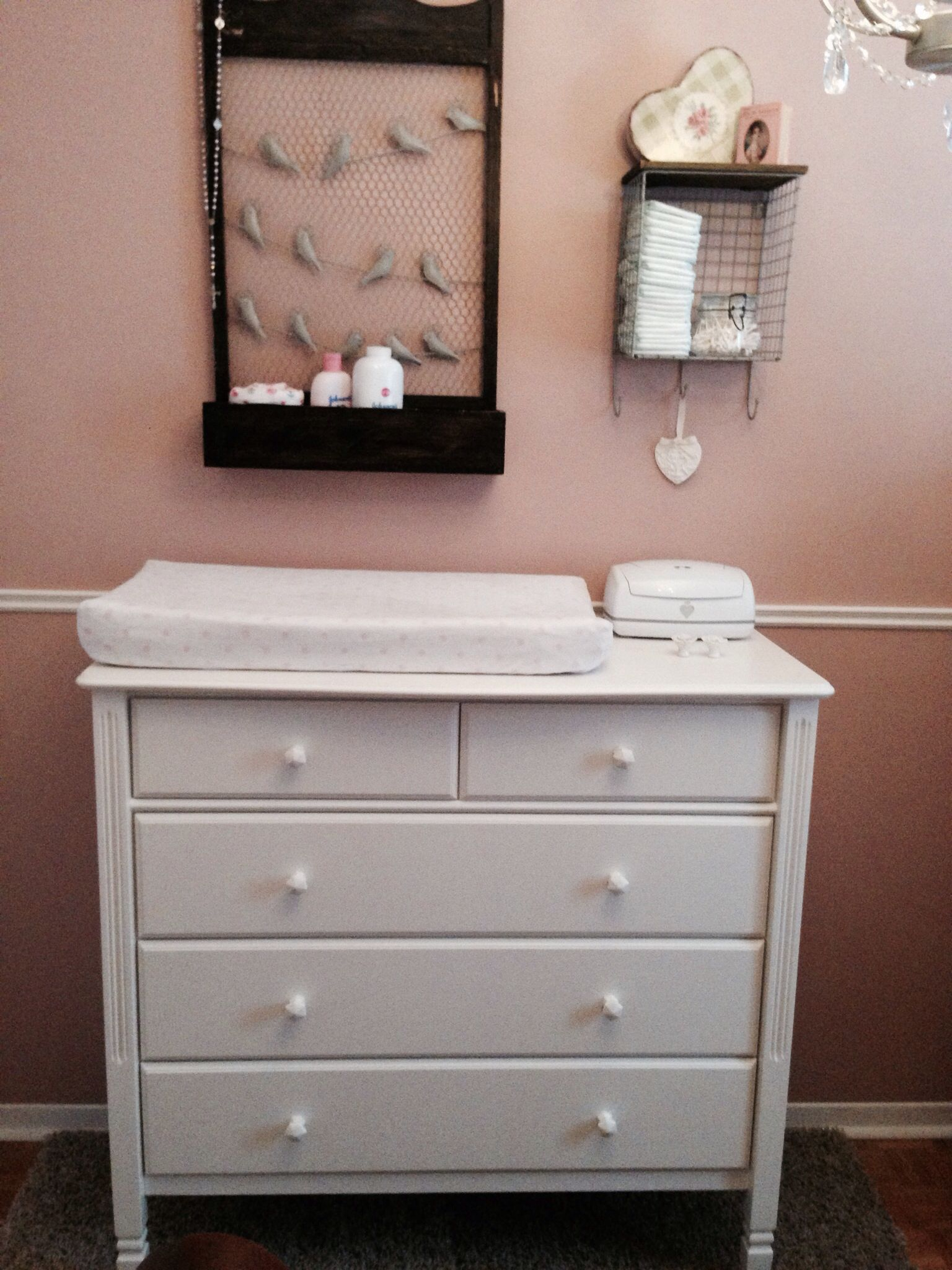 Pottery Barn Madeleine Collection Dresser . Paint by