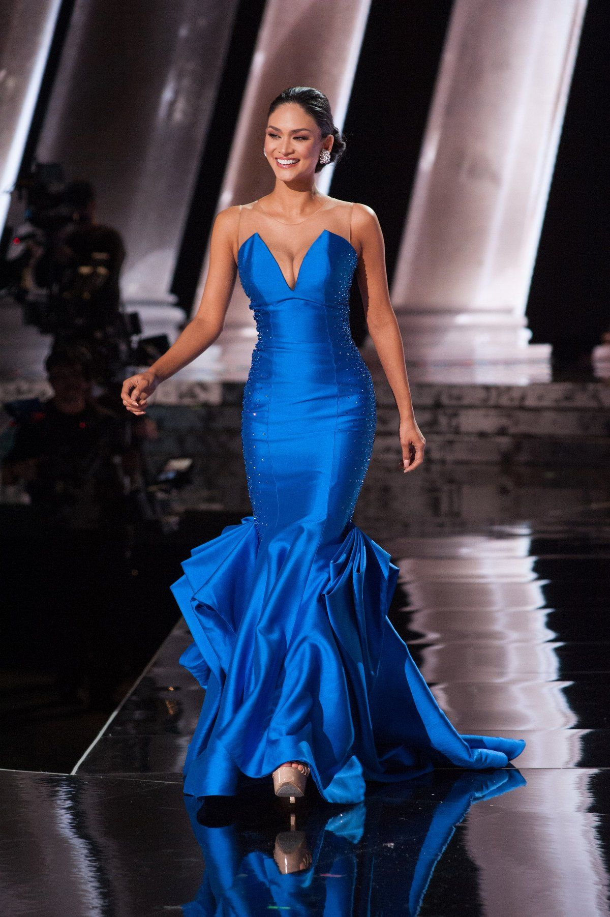 missuniversephilippines: Miss Universe 2015 : Evening Gown ...