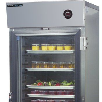 Air Curtain Refrigeration Ideal For Tray Assembly Lines The
