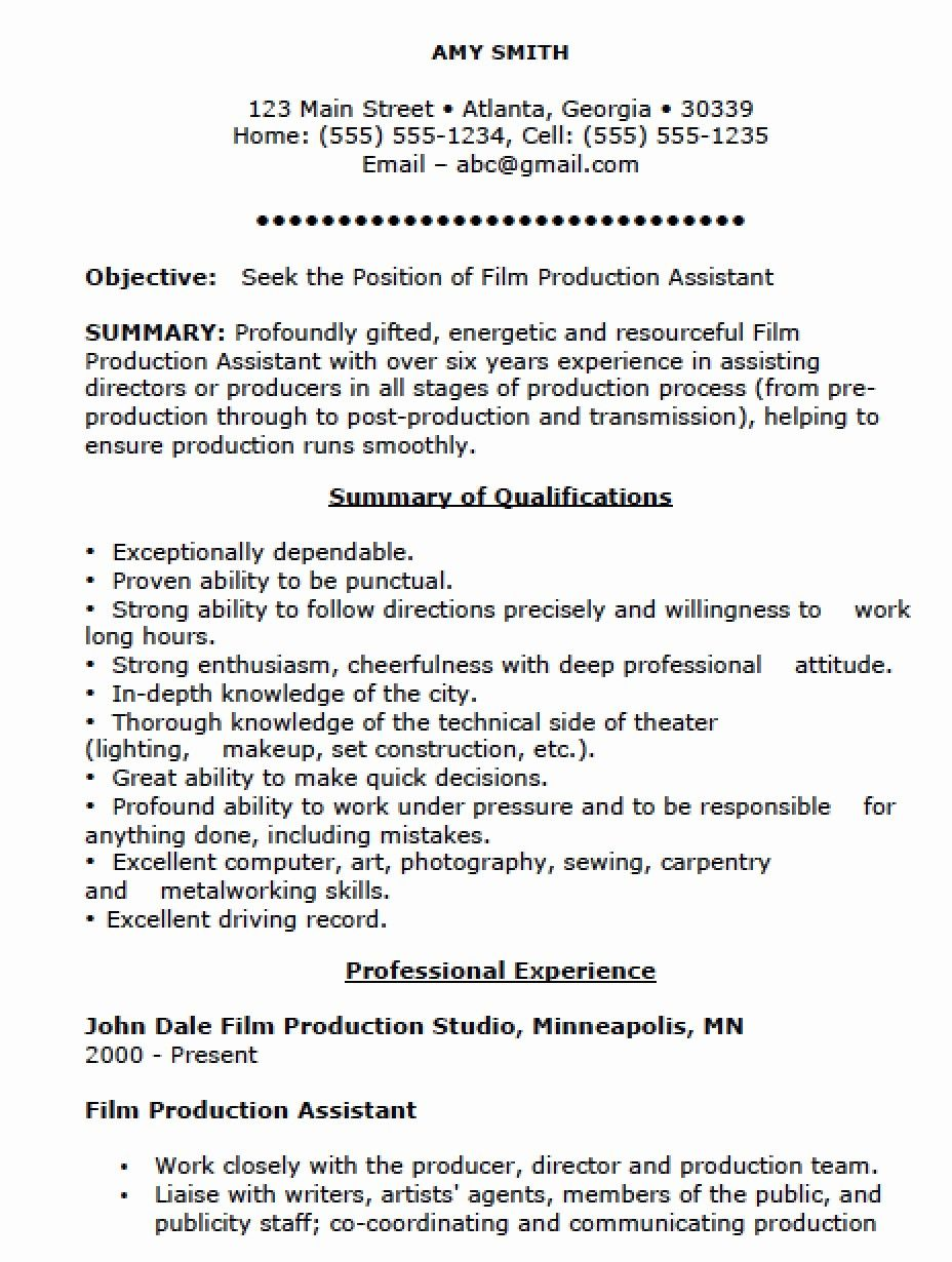 Linkedin Resume Assistant Blank
