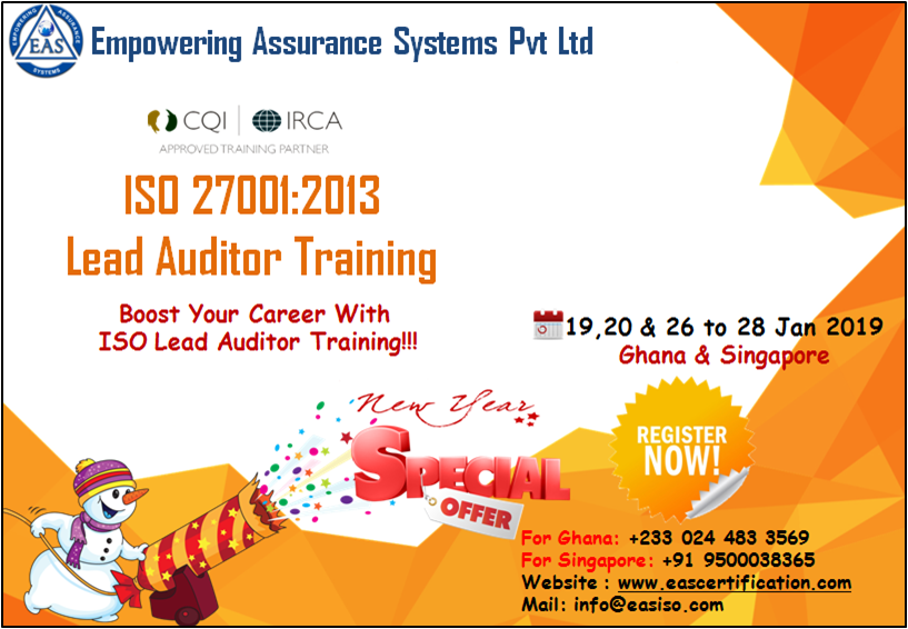 New Year Spl Discount!!! Boost your career with IRCA
