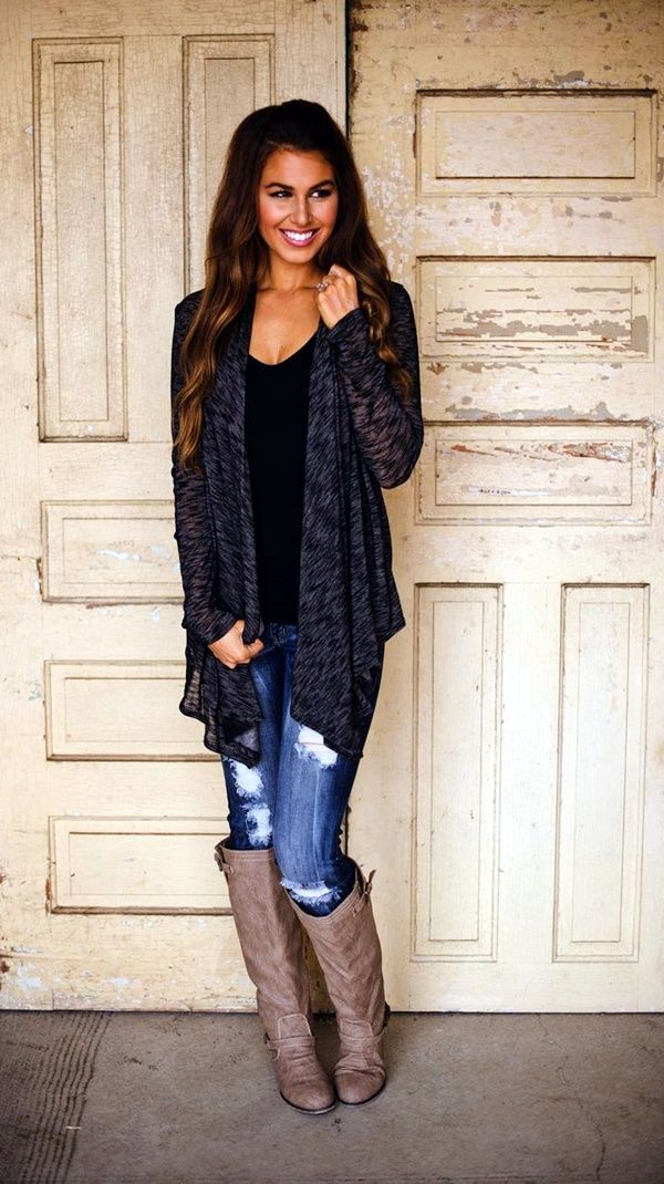 ef0fdd22fb6f 45 Cute Teen Fashion Outfits to copy in 2016