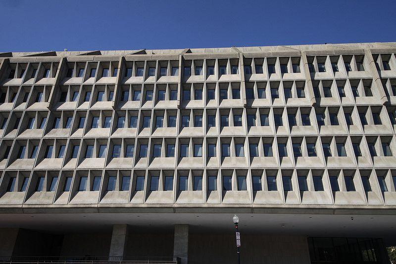 Hubert H Humphrey Building Washington D C With Images