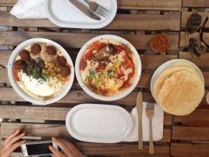 Hummusbar Budapest ketjuravintola
