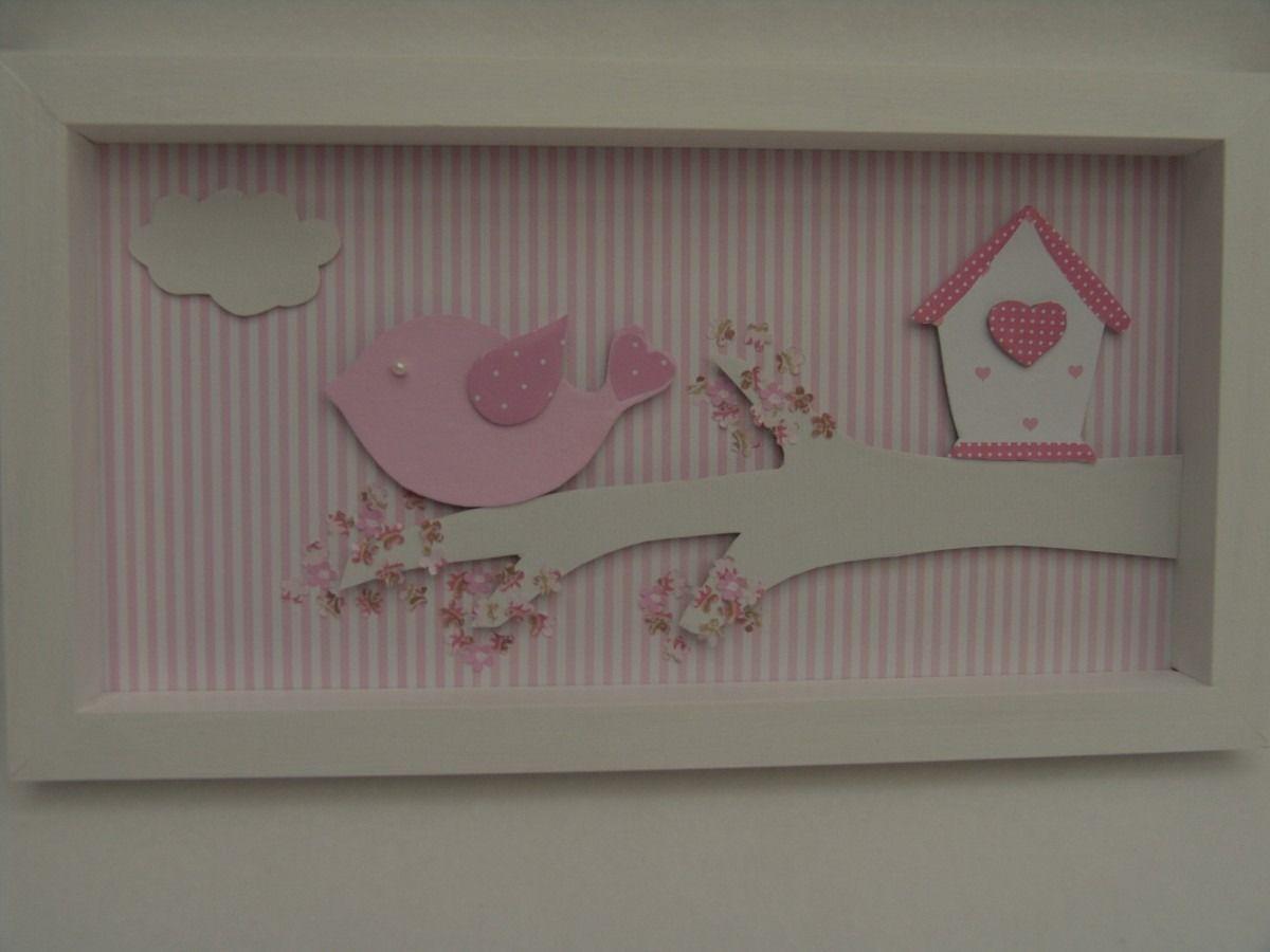 Cuadros para bebes nenas super delicados habitacion - Cuadros para habitacion de bebe ...