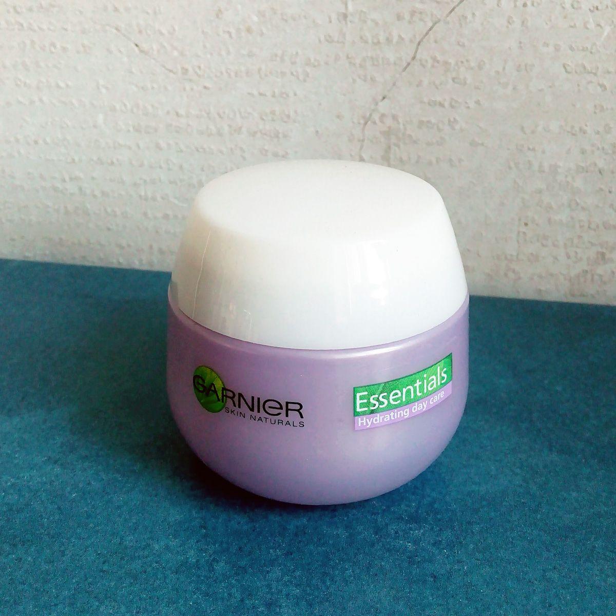 Garnier Essentials Hydrating Day Care For Combination Skin Face Cream Natural Essentials Combination Skin