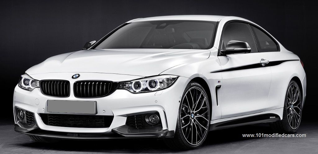 Modified BMW 3 Series 6th Generation F32 Coupe